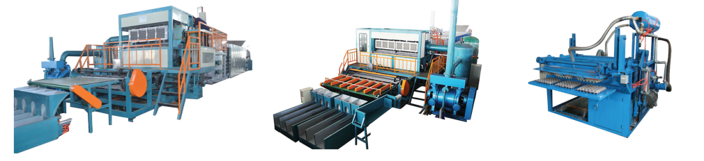 paper trays production line